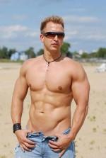 Stripper Marc aus Brandenburg (Stadt)