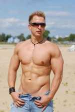 Stripper Marc aus Berlin