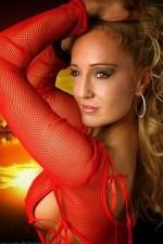 Stripperin Dani aus Jena