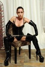 Stripperin Mandy aus München