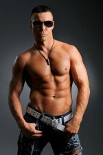 Stripper Chris aus Potsdam